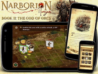 Narborion 2: The God of Orcs- screenshot thumbnail