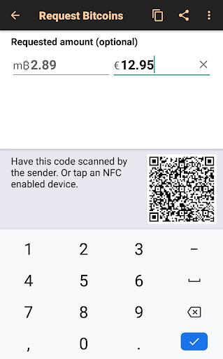 Bitcoin Wallet 8.02 screenshots 3