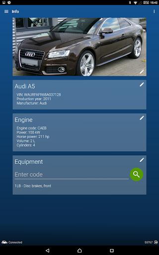 OBDeleven PRO car diagnostics app VAG OBD2 Scanner  screenshots 16