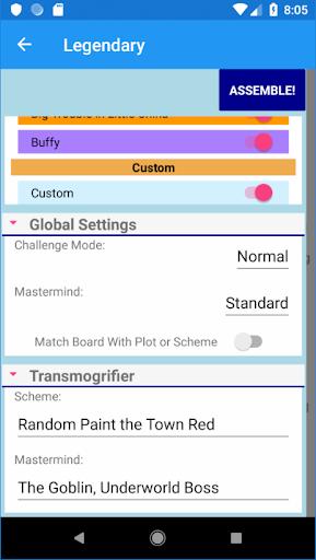 Wheel Of Fate: A Legendary Randomizer 1.4.2 screenshots 2