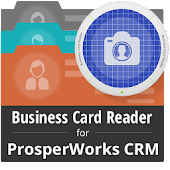 Free Business Card Reader for ProsperWorks CRM