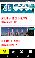 Screenshot of Lowlands 2015