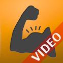 헬스 튜토리얼 - 비디오 icon