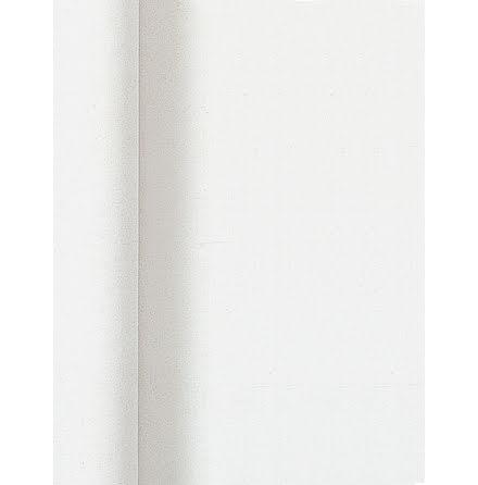 Dukrulle Damast 118cmx8m   vit