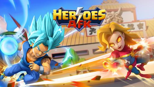 AFK Heroes: Idle Arena - Peak Battle 1.0.0 Mod screenshots 1