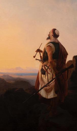 Niels SIMONSEN - Guerrier Oriental