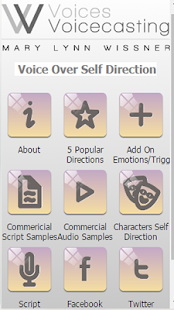 Voice Over Self Direction- screenshot thumbnail