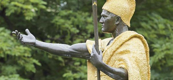 Estátua do Rei Kamehameha
