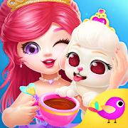 Royal Puppy Tea Party
