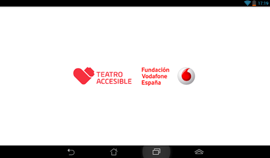 Teatro Accesible- screenshot thumbnail
