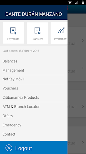 Citibanamex Móvil- screenshot thumbnail