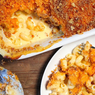 Cheeto Mac and Cheese.