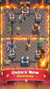 Clash Royale 1.9.7 [Unlimited Money] MOD Apk 9