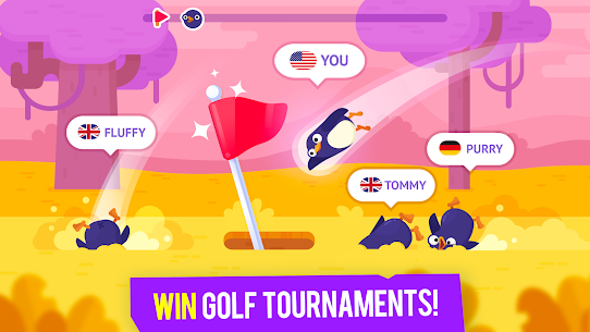 Golfmasters – Fun Golf Game Mod 1.1.1 Apk [Unlimited Coins] 3