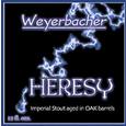 Logo of Weyerbacher Heresy
