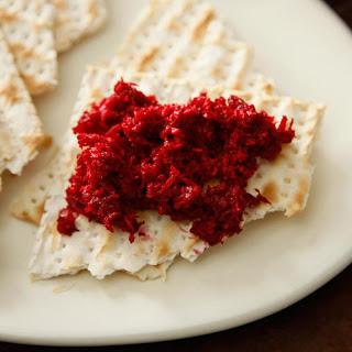 Red Beet Horseradish Recipes