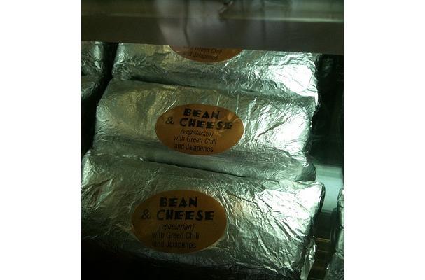 Bean-and-Cheese Burritos