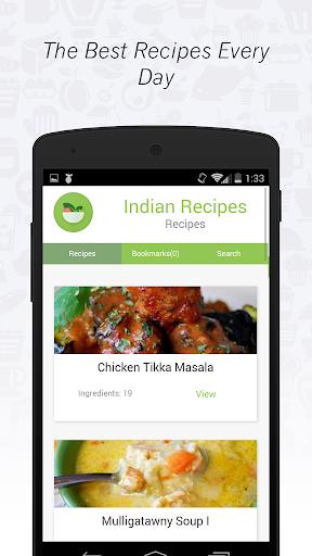 Indian cuisine: Recipes