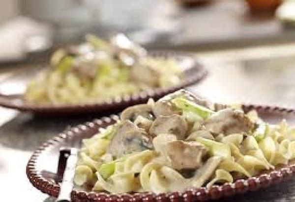 Chicken Parisienne For Crock Pot Recipe