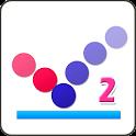 KissBalls 2: Bouncy balls game icon