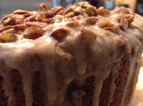 Apple Cinnamon Pecan Cake Recipe