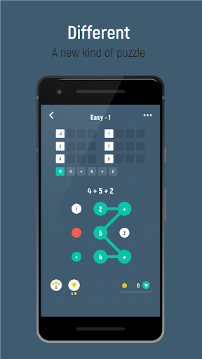 MM! Free Hard Math Puzzle Game