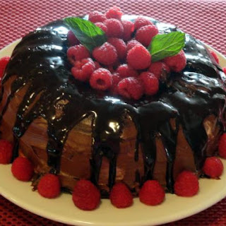 Chocolate Raspberry Cake With Cake Mix Recipes