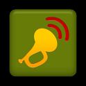 Bugle Alarm icon