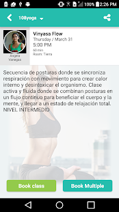 108 Yoga Colombia- screenshot thumbnail