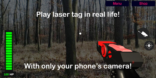 RealTag | Multiplayer AR FPS apklade screenshots 1