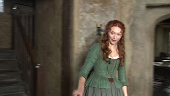 Tour of the Nampara Set with Eleanor Tomlinson