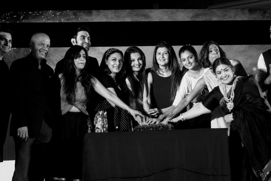 Sandip Soparrkar, Shibani Kashyap, Naved Jaffri, Deepshikha Nagpal, Sangeeta Bijlani and India Dance week finale