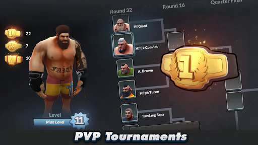 MMA Manager apkmr screenshots 4