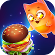Crazy Cooking for Cats GO: Burger Master Kitchen