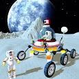 Space Mars Rover Simulator 3D : Moon Explorer apk