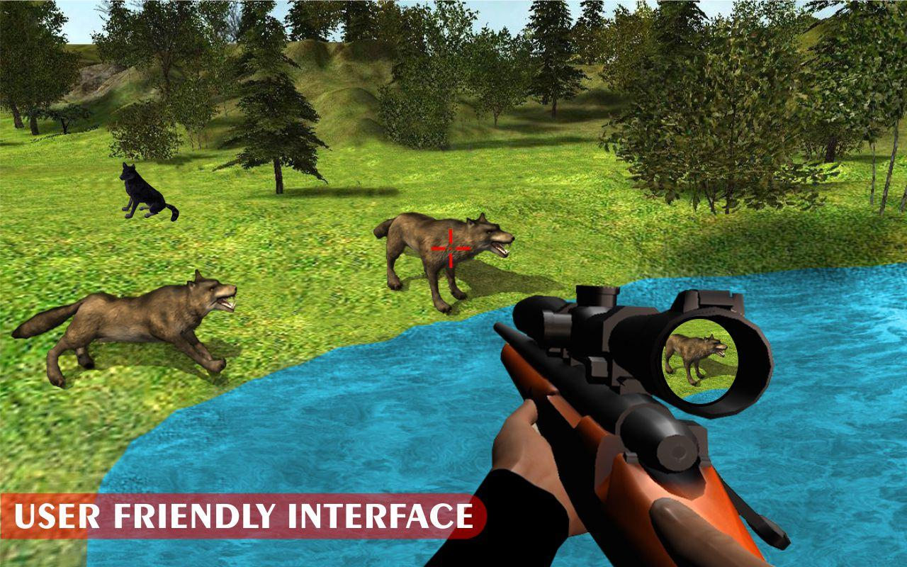 Animal Hunting Wild Adventure hunting animals game- screenshot