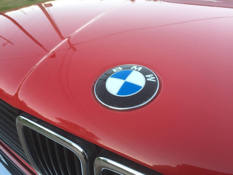 BMW 325 Cab Hire Jonsered