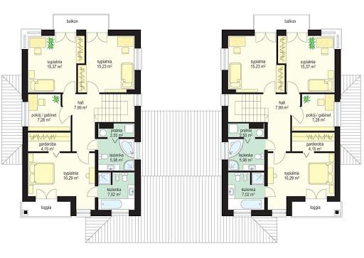 Kasjopea 2 - Rzut piętra