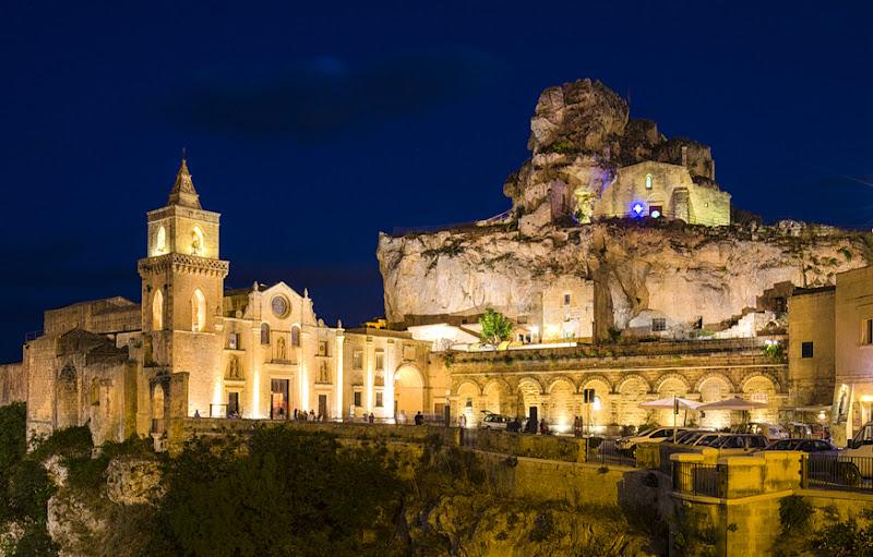 Matera la Città dei Sassi Patrimonio Mondiale UNESCO di Gau70