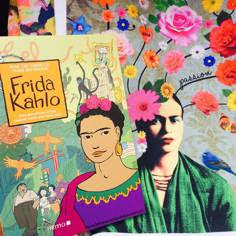 fotos e livros frida kahlo blog leitora compulsiva