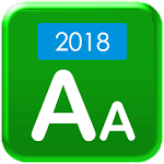 Big Font - Change Font Size & Larger Font 1.3.2 (Ad-Free)