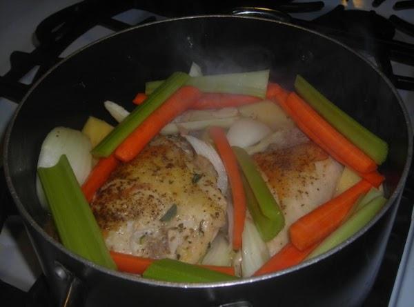 Pot Roast Chicken Recipe