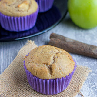 Apple and Cinnamon Muffins (Gluten Free) Recipe