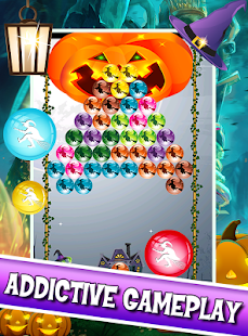 2 Witch's Magic Bubble App screenshot