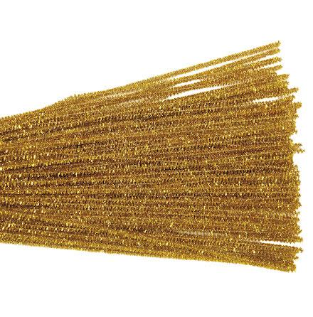 Piprensare 30cm guld 24/fp