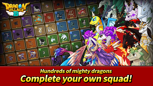 Dragon Village B - Dragon Breeding Puzzle Blast screenshots 1