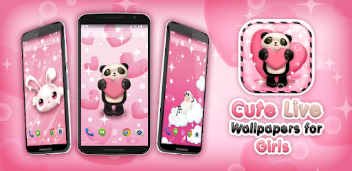 Cute Live Wallpapers For Girls Apps On Google Play