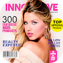 Magazine Cover Photo Booth icon