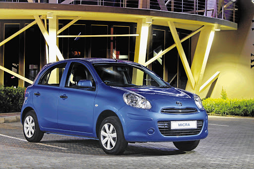 The Nissan Micra has 'acceptable safety' according to South Africa's Automobile Association.