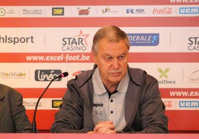 """Philippe Saint-Jean prévient : """"Il faut que la tête des joueurs soit bien à Mouscron"""""""